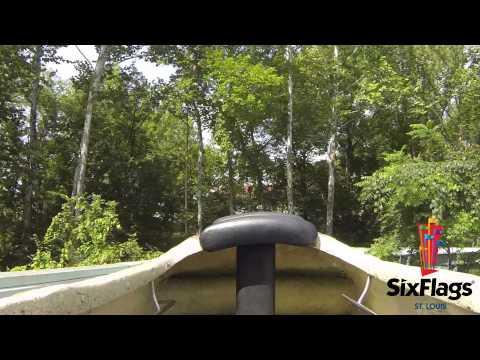 Log Flume Six Flags Six Flags st Louis Log Flume