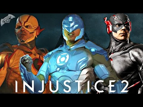 Injustice 2 - How to Unlock Premier Skins and Shaders!