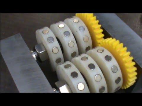 Magnet Motor Part 2 Youtube