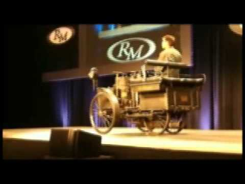 Auction of the Oldest Running Motor Car at Hershey, PA  on October 7, 2011