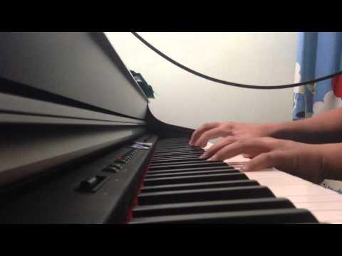 Lagu Rohani Kristen | Bagai Rajawali [Piano Solo] [Christian Instrumental]