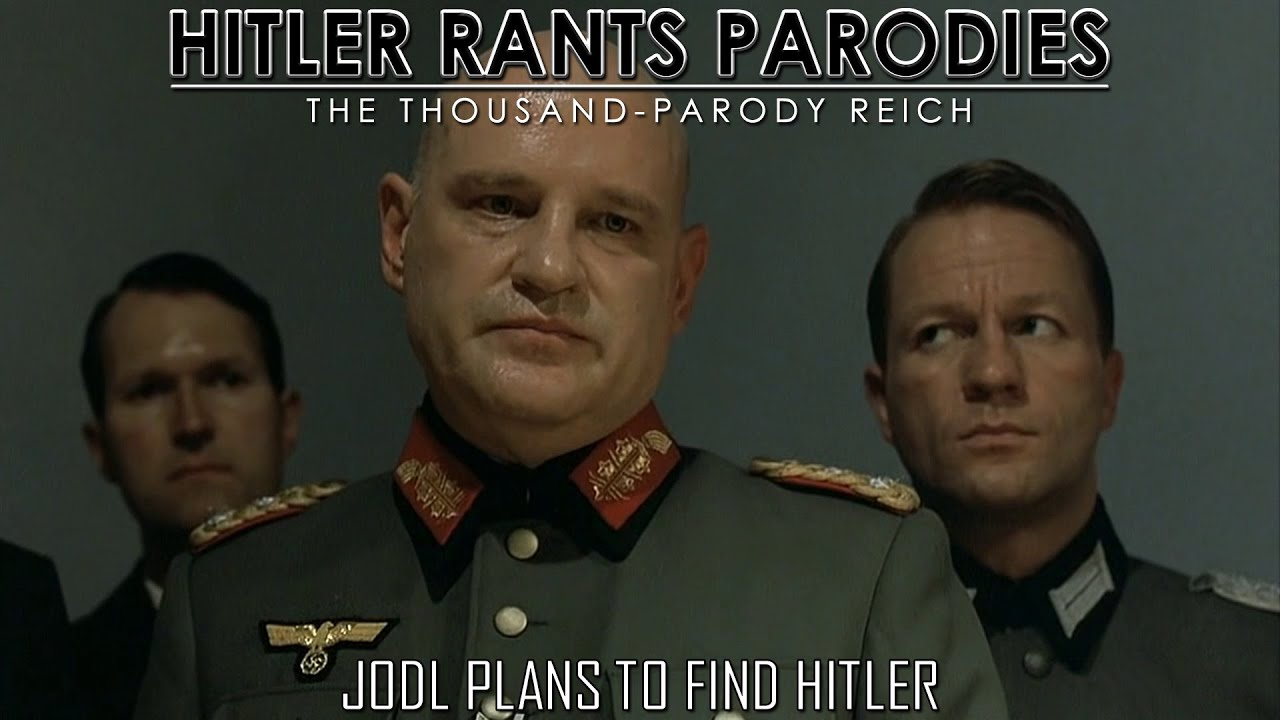 Jodl plans to find Hitler