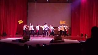 Dance Club IIT Kanpur (KOS), Desi Beats  Mood Indigo'15