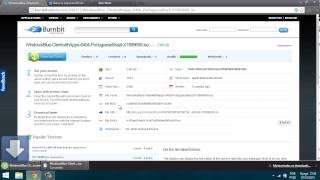 Como criar link torrent de um arquivo não torrent (rápido e pratico) 2013