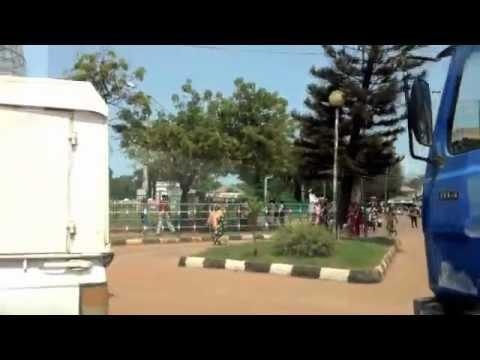 Commute Through Banjul