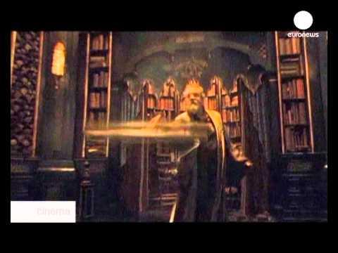 euronews cinema - World premiere of Narnia's Dawn Treader