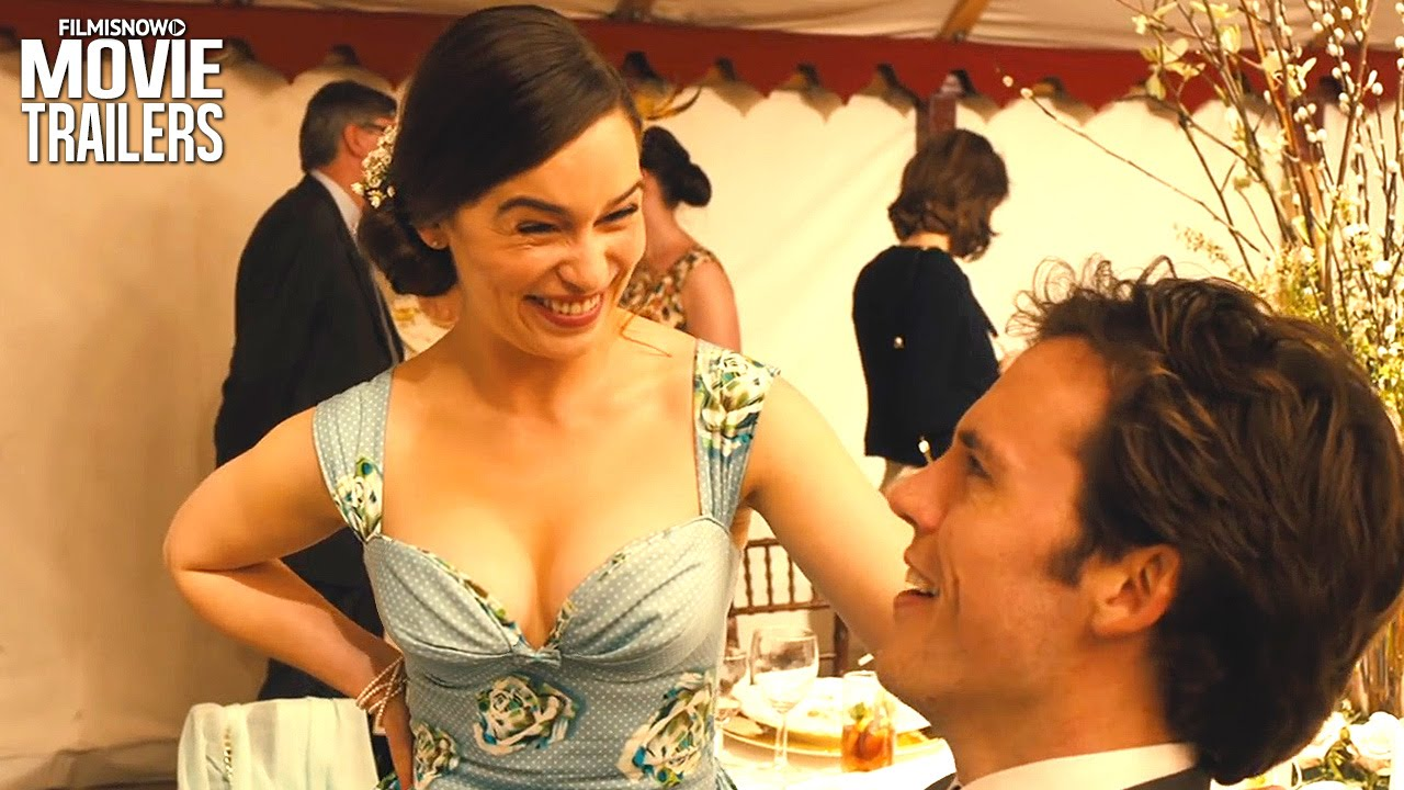 ME BEFORE YOU is a magical love story ft. Emilia Clarke & Sam Claflin