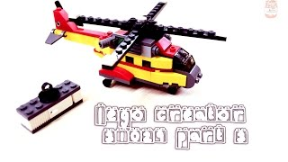Lego Speed Build Lego Creator 31029 Part 3 / Лего Крейтор 31029 Часть 3
