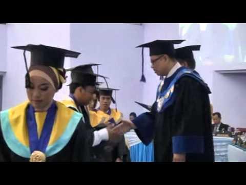 Dok Humas Untad  DISK 3 Wisuda Lulusan kE 78 Universitas Tadulako Palu