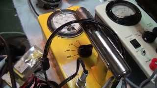 Geiger counters and shed projects
