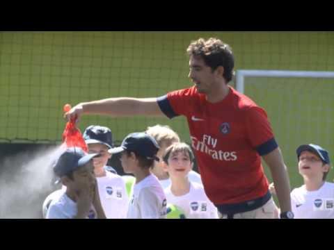PSG eröffnet Jugendcamp in Rio de Janeiro | Paris Saint-Germain will neue Talente aus Brasilien