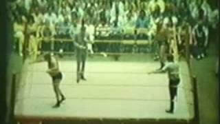 No DQ! Jackie Fargo vs Al Greene (8-8-72) Classic Memphis Wrestling - Mid-South Coliseum