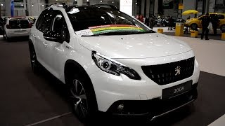 2017 New Peugeot 2008 Exterior and Interior