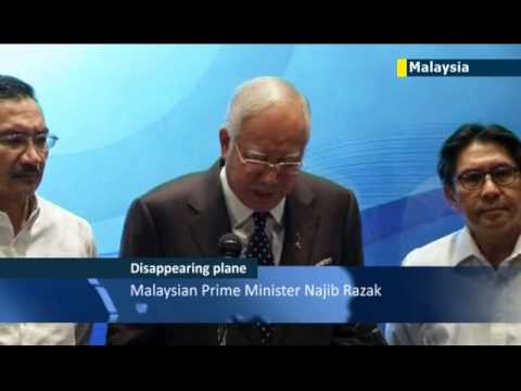 Malaysian PM says plane deliberately diverted