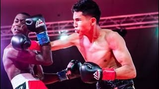 Juan velazquez jr 3-0 3Ko and with a first round ko last night great fight champ.