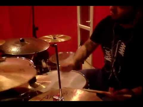 apapa drum cover greek music
