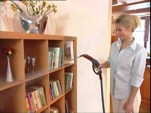 تنظيف وتعقيم البيت بالبخار! فكره رائعه وبدون تكاليف!