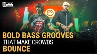 "Sevenn's ""Tetris"" Trick to Bold Bass Grooves That Make Crowds Bounce 🎹⚡️"