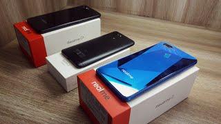 Realme C1 vs Redmi 6 vs Realme 2 Special Edtion Blue - Which Should You Buy ?