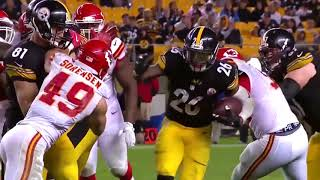 Le'Veon Bell NFL Mix~Kodak Black - Roll In Peace feat. XXXTentacion