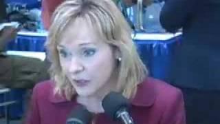 Rep. Mary Fallin on Radio Row