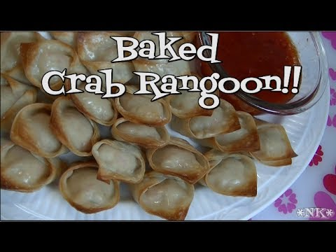 Baked Crab Rangoon    Easy Appetizers  Noreen's Kitchen