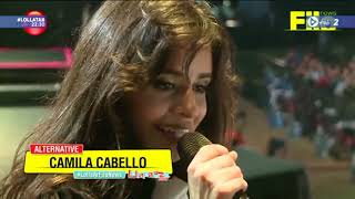 Download Lagu Camila Cabello - Real Friends (@Lollapalooza Argentina  2018) Gratis STAFABAND