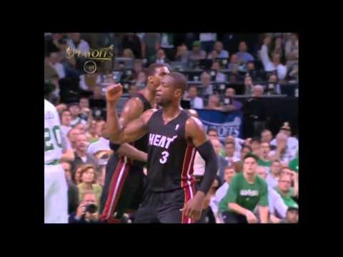 Chris Bosh is Clutch! (All gamewinners and clutch moments)