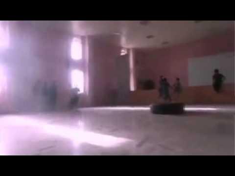 بغداد باركور - باركور الحسينيه Baghdad parkuor