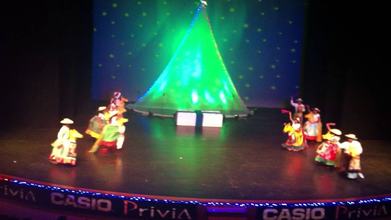 danza estado mexico: