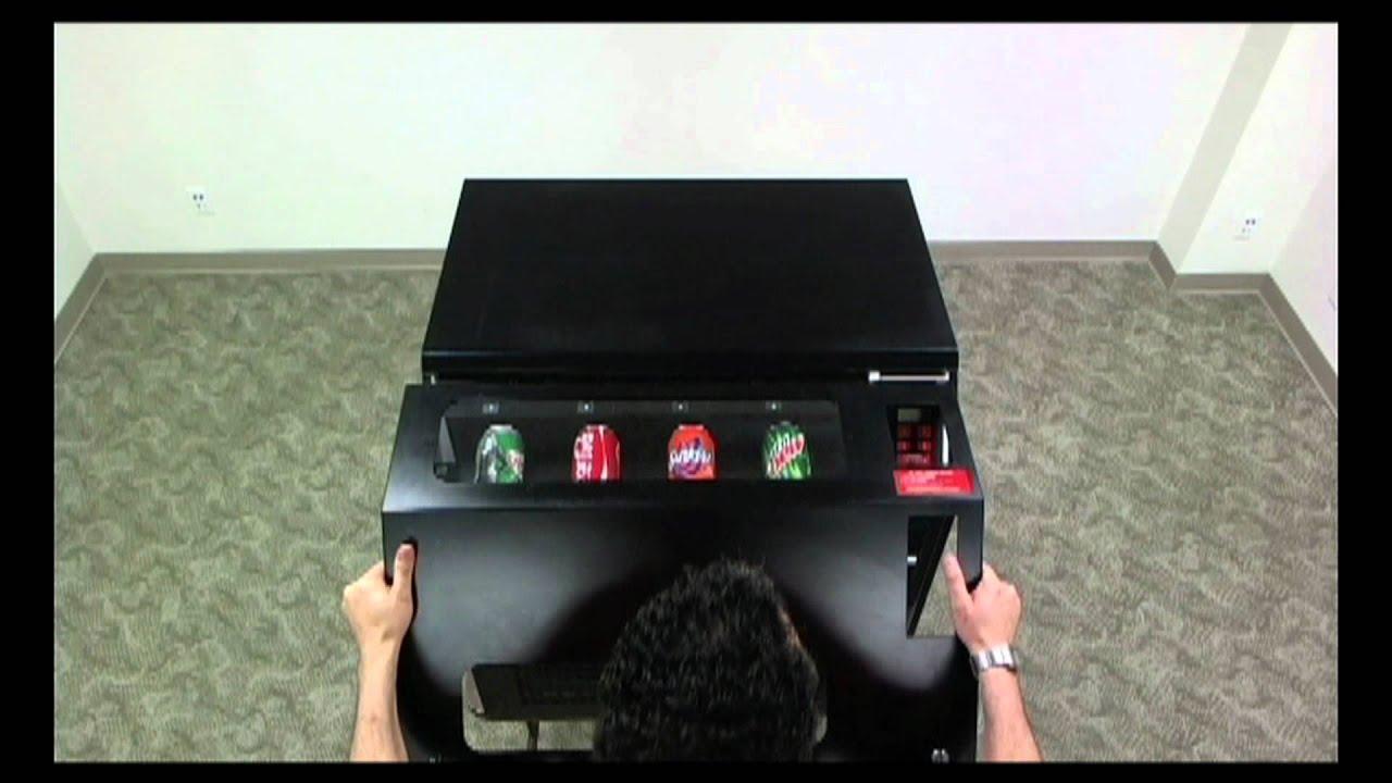 tabletop soda vending machine