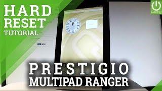 How to Hard Reset PRESTIGIO MultiPad Ranger 7.0 - Restore Android