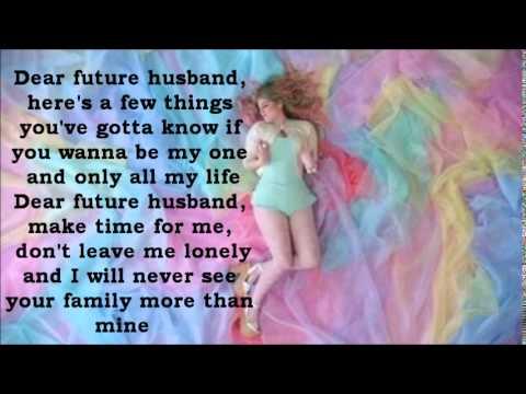 download lagu Meghan Trainor - Dear Future Husband gratis