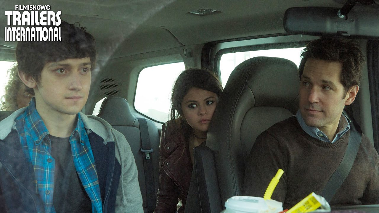 The Fundamentals of Caring com Paul Rudd, Selena Gomez | Trailer Oficial [HD]