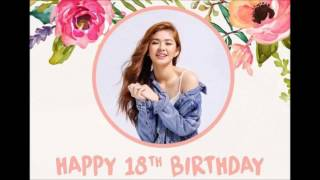 Loisa Andalio Debut 18th Birthday Celebration, Simple Yet Classy!