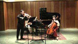 Trio Oriens plays Tchaikovsky