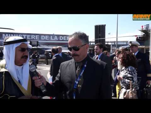 KIDEC 2016 Camp Doha Kuwait International Defense Security Exhibition Army Recognition News Web TV