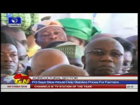News@10: FG Assures No Part Of Nigeria Will Be Ceded