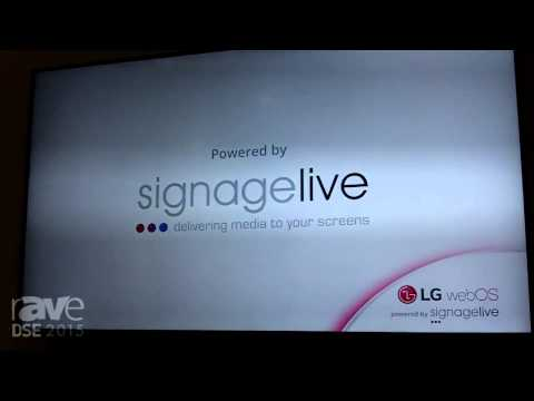DSE 2015: LG Showcases webOS Technology for Simplified Content Distribution
