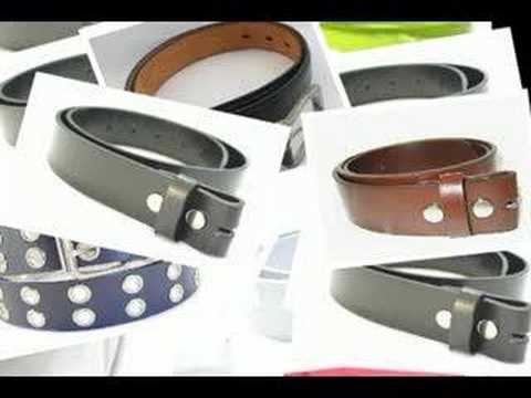 BeltmastersDirect.com-Quality Belts & Buckles, Low Prices!! Video
