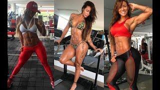 Sonia Isaza I Fitness Model I Abs Workout
