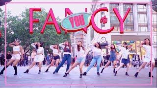 [KPOP IN PUBLIC CHALLENGE LONDON] TWICE (트와이스) - FANCY (Dance Cover by CLIQUE)