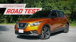 2018 Nissan Kicks | Road Test