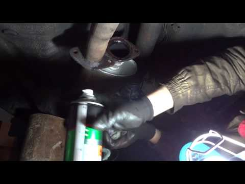 How to fix Exhaust Leaks - 1987 Corolla GT (AE86)