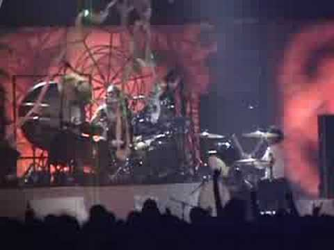 Tool - Lateralus *Drum Battle* 07-16-2007