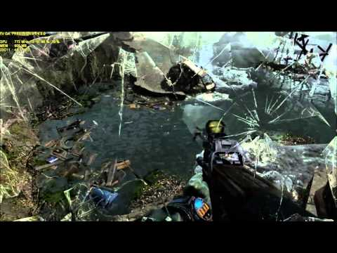 Metro Last Light The Crossing on Gtx 580