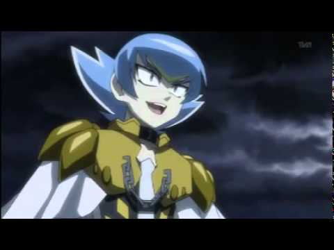 Beyblade AMV Galaxy Pegasus VS Hell Kerbecs