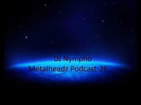 DJ Nympho Metalheadz Podcast-26-cut 60m Deep Liquid Dnb Mix