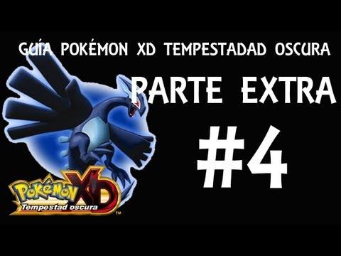 Guia Pokemon XD Tempestad Oscura Parte Extra 4- Purificación de Lugia y Combate Monte Batalla 100