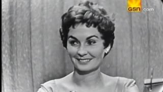 What's My Line? - Florence Chadwick; Jean Simmons (Oct 30, 1955)
